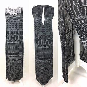 H&M Maxi Sleeveless Dress Size 4